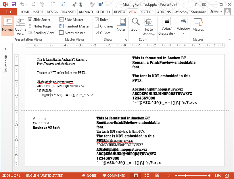 how to put text in pdf