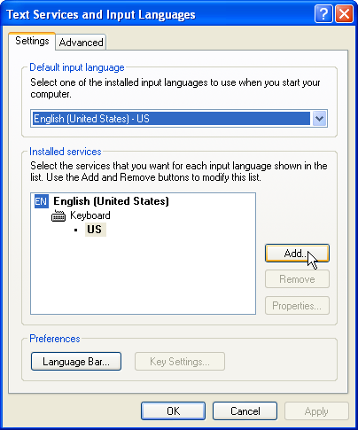 Add Asian Language support to PowerPoint, Office, Windows
