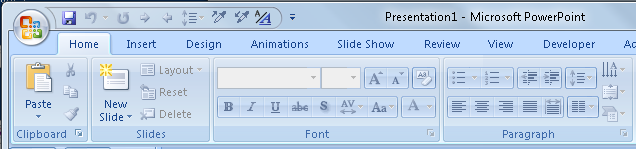 what version of powerpoint do i have